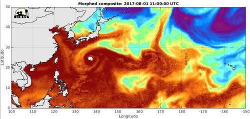 image002台風5号