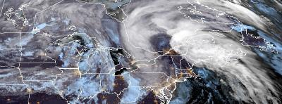 northeast-storm-october-30-10-15-utc強い低気圧システムが米国東部を襲い