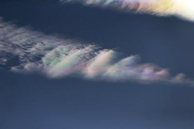 DNiIfTUUQAE_Y4u本日の彩雲 2