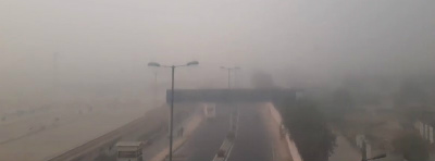 delhi-air-pollution-november-7-2017デリー