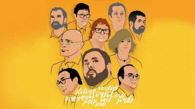 DN84m2PWsAA9HwA現在、スペインではこの10人の前カタロニア州政府の