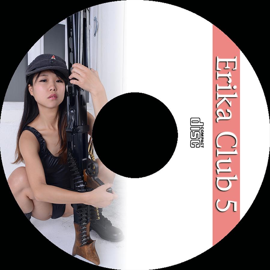 Erika Club 5/レーベル