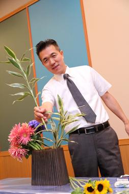 プロフェッショナル仕事の流儀 NHK 豊川 御津 花屋 花夢