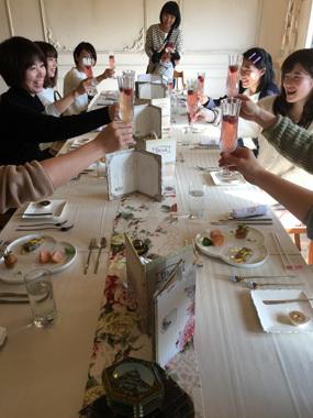 ピンクピコン ゲストハウス 結婚式 豊橋 御津 花屋 花夢