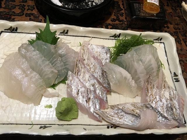 太刀魚とメイチダイ