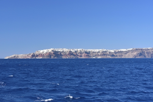 Fira from caldera