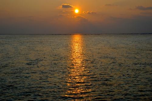 Maldive Kuda Hura Sunrise