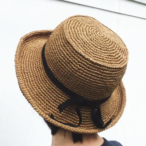 1785笹和紙カンカン帽