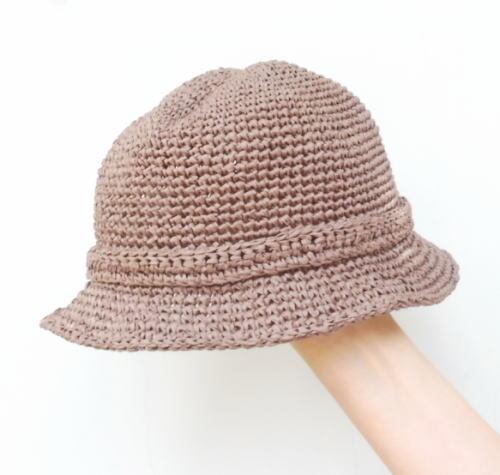 1823ニーノ子供用中折れ帽子