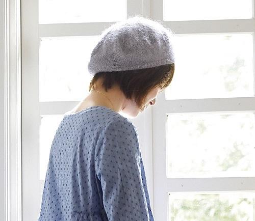 1912ピエロルルドペアのベレー帽2