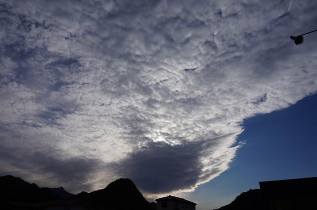 ピカピカ雲