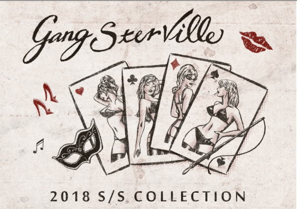 GANGSTERVILLE 2018 SPRING&SUMMER