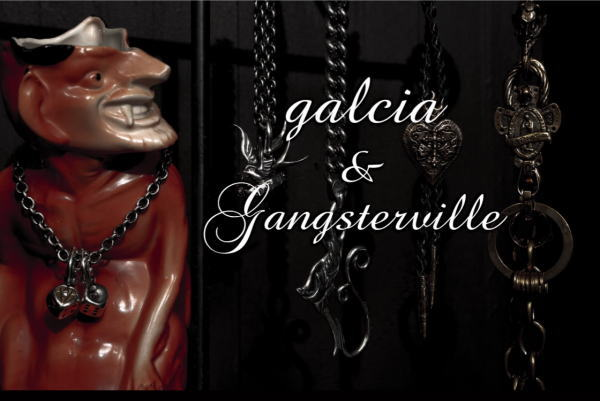 GANGSTERVILLE×galcia 2018 SPRING&SUMMER