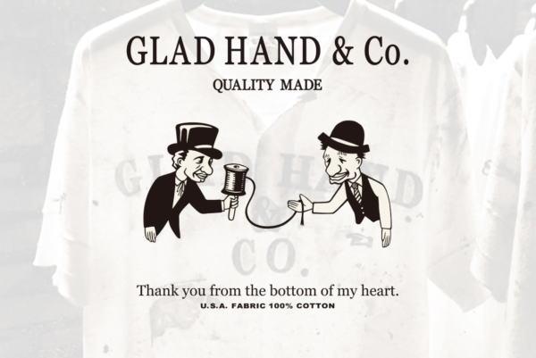 GLAD HAND PACK-T 2018 SPRING&SUMMER