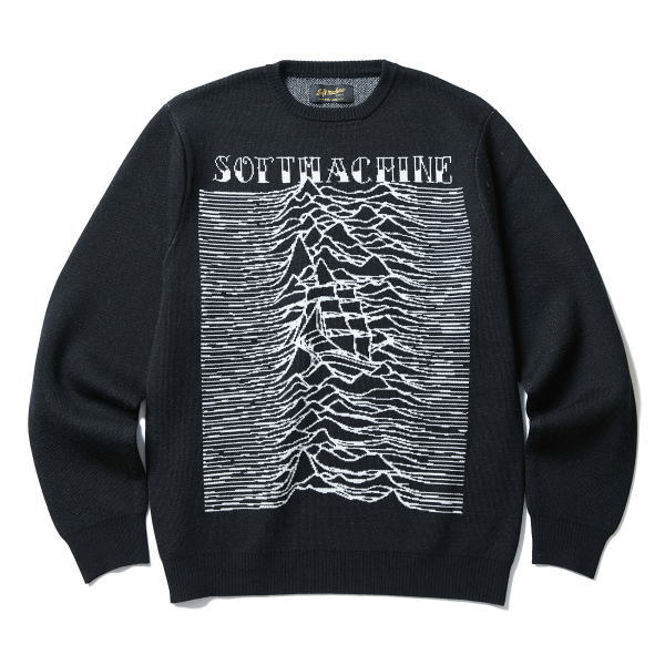 SOFTMACHINE PULSE OCEAN SWEATER