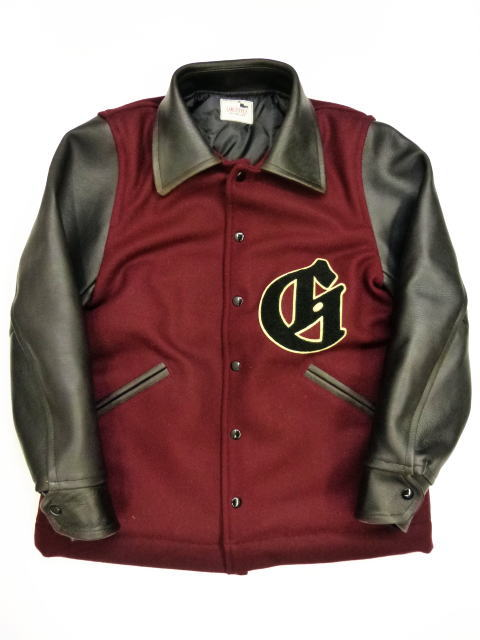 GANGSTERVILLE CLASSIC PARLOR-JACKET