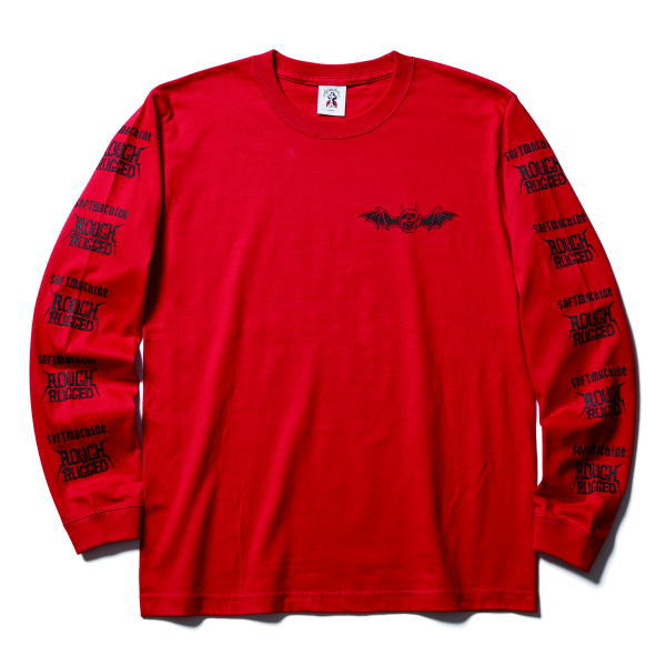 SOFTMACHINE×ROUGH AND RUGGED HELL RIDE L/S