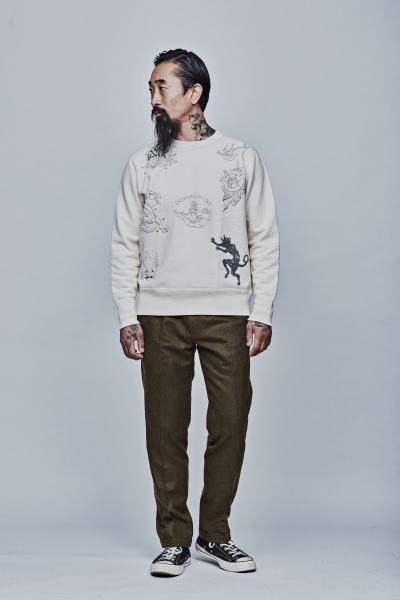 SOFTMACHINE SKETCH SWEAT NIKOLAI PANTS