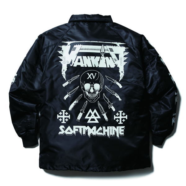 SOFTMACHINE×MANKIND WAR AND PAIN JK