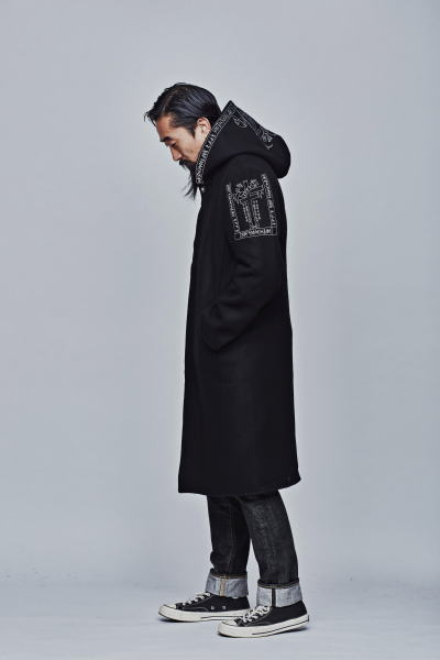 SOFTMACHINE WIZARD COAT NEW LIFE SLIM