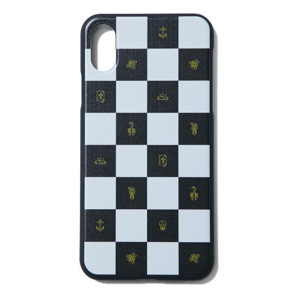 SOFTMACHINE CHESSBOARD iPhone CASE X
