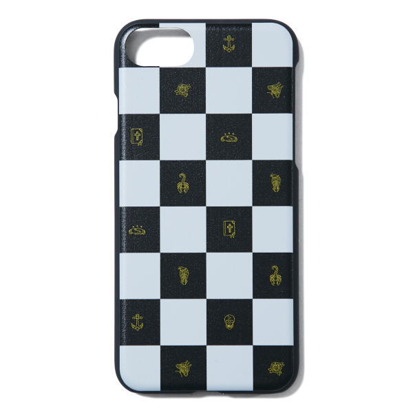 SOFTMACHINE CHESSBOARD iPhone CASE 7&8 Plus