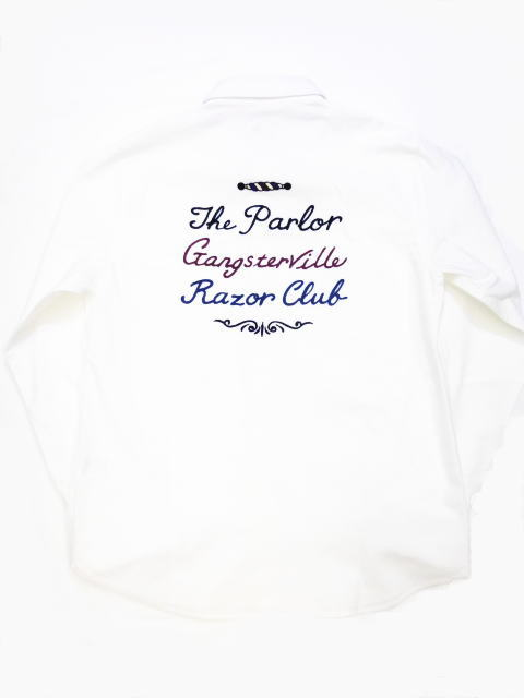 GANGSTERVILLE RAZORGANG-L/S SHIRTS