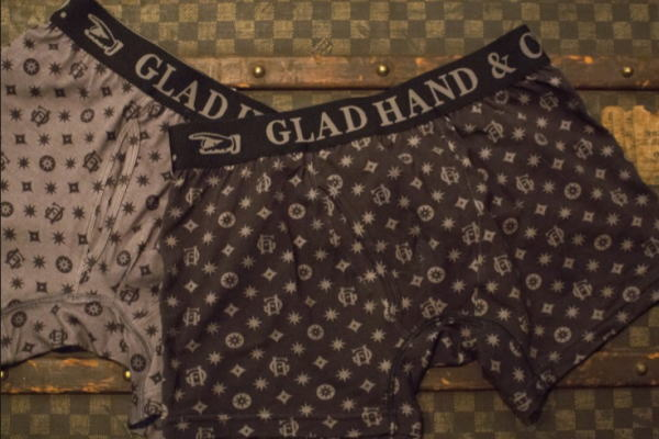 GLAD HAND GH FAMILY CREST-BOXERS