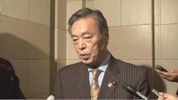 共産党の穀田恵二国対委員長は記者会見で「極めて危険だ。こういう検討は直ちにやめるべきだ」と批判した。
