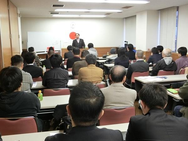 20171217平成29年12月17日、「日本国民党」結成!代表:鈴木信行葛飾区議の講演会