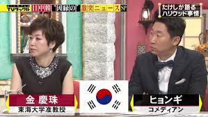 ビートたけしのTVタックル 2015年3月23日 「どうして? 何で? 韓国人に聞きにくいことを聞いてみたSP」