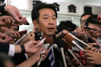 <衆院選>「枝野新党」午後にも発表 野田氏、岡田氏無所属