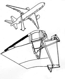 大韓航空機、ゴム製の部品が不明 飛行中に落下か