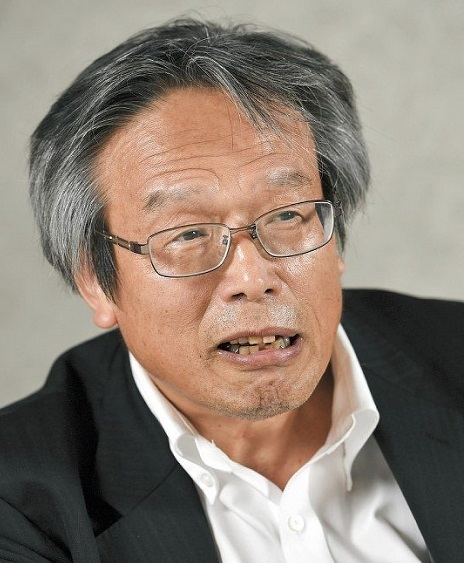 #毎日新聞 #倉重篤郎 専門編集委員 党首討論