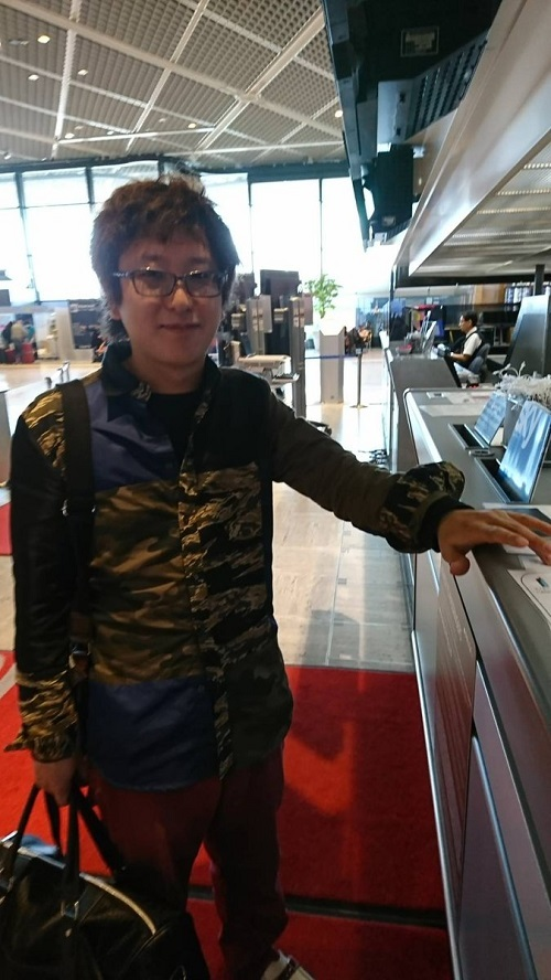 山口祐二郎【悲報】サイパン旅行に行くはずだったのに、パスポート出したらアメリカ側の措置で入国禁止とのこと。まさかの飛行機乗れず……。