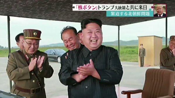 青木理「トランプは精神障害の疑いあり、こんな人物が核ミサイルのボタンを持つことに恐怖感じる」