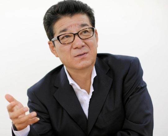 「解散批判、負け犬の遠ぼえ」 日本維新の会・松井代表