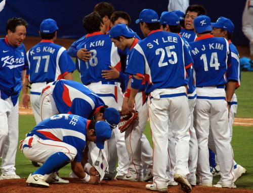 2008年8月 北京五輪