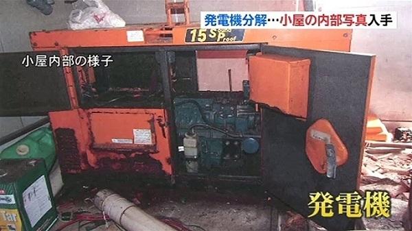 北海道南部の松前町沖の無人島に停泊していた北朝鮮の木造船から島に設置されていたものと同じ発電機のエンジンが見つかり、警察は乗組員数人が小屋から持ち出したとして、窃盗の疑いで逮捕しました。