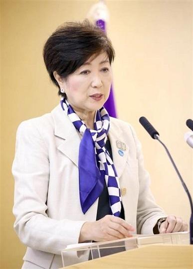 希望の党小池百合子代表、安倍昭恵首相夫人念頭に森友問題で「国会に必要な方を呼ぶ」