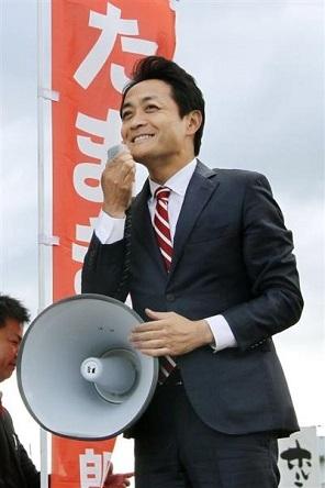 希望の党、国会議員団代表に玉木雄一郎氏が浮上