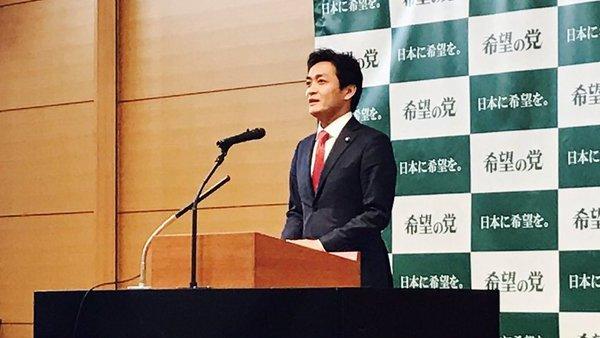 玉木雄一郎共同代表選出会見で「献金」の質問が飛び出す「加計追及は献金への忖度との意見もあるが」
