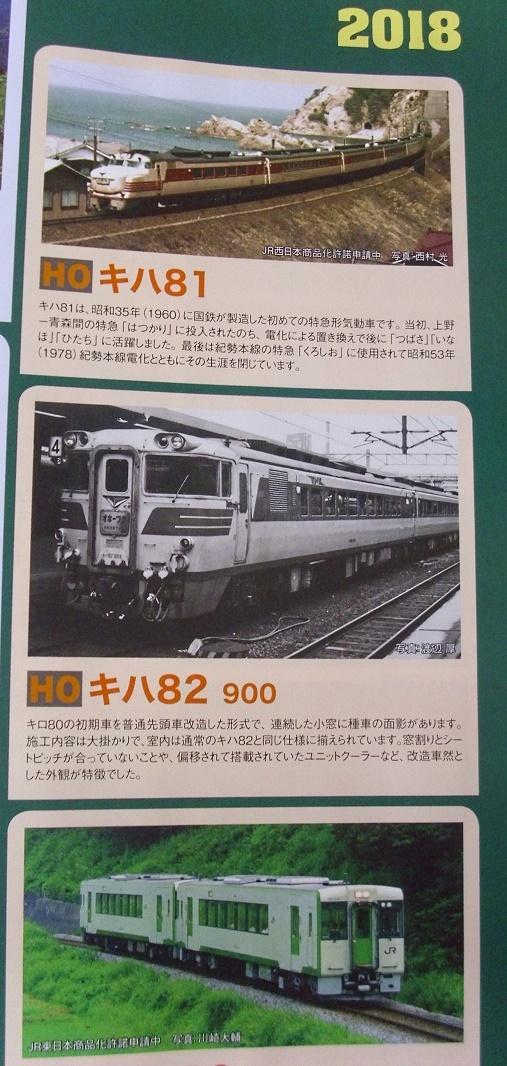 カトーHOキハ81B