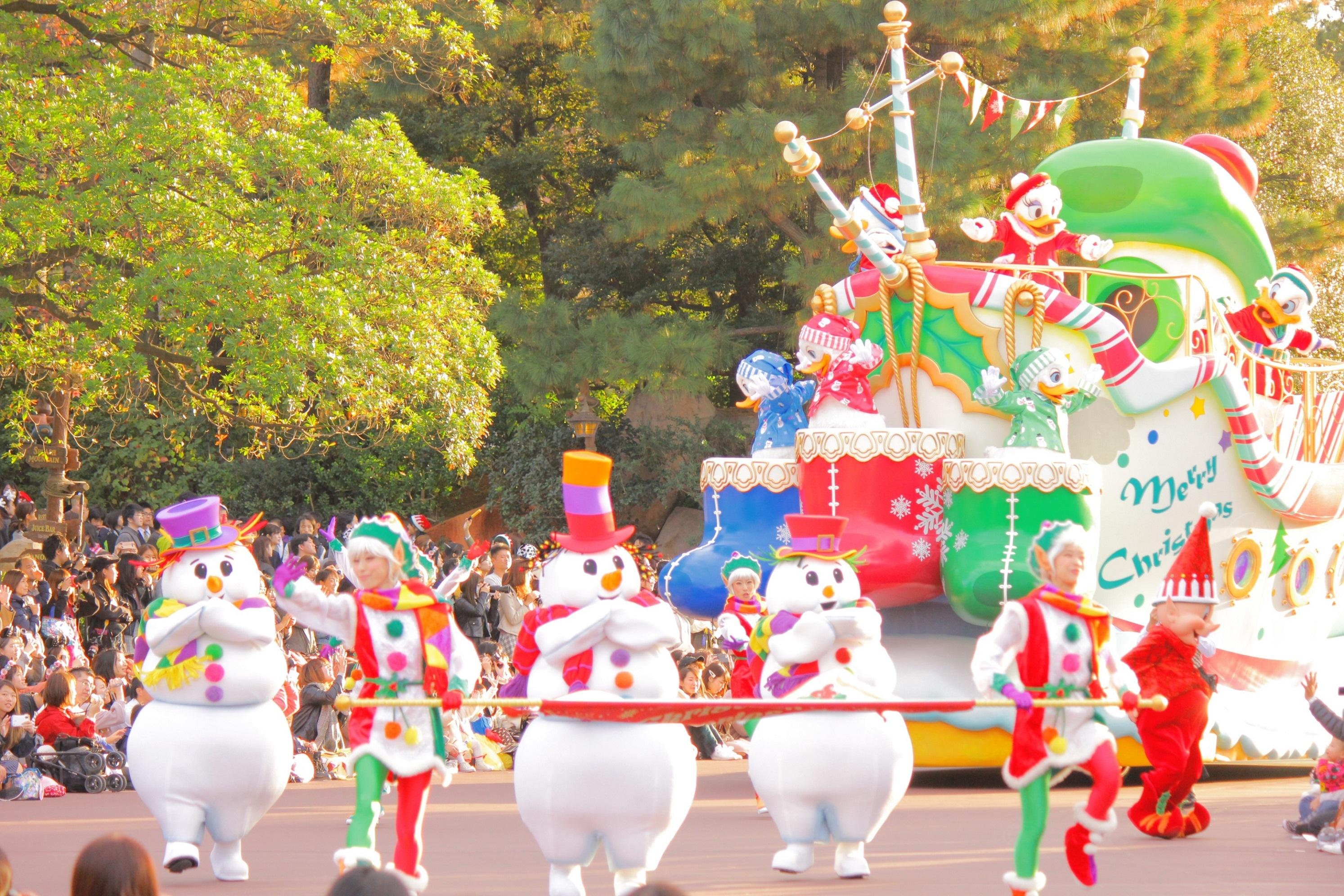 """ディズニー・クリスマス2018""""ディズニー・クリスマス・ストーリーズ""""の"""