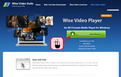 Wise Video Player ダウンロード