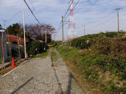 ナベトロ線跡・JR相模線南