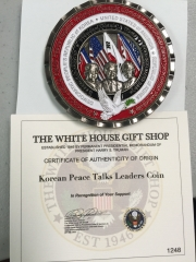 20181017 3 leader coin with cert 3