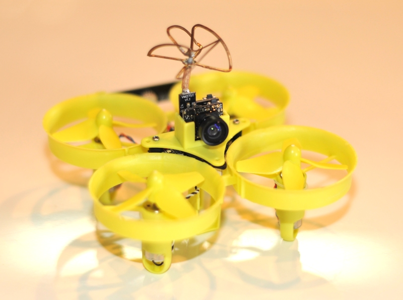 Eachine Turbine QX70 レビュー