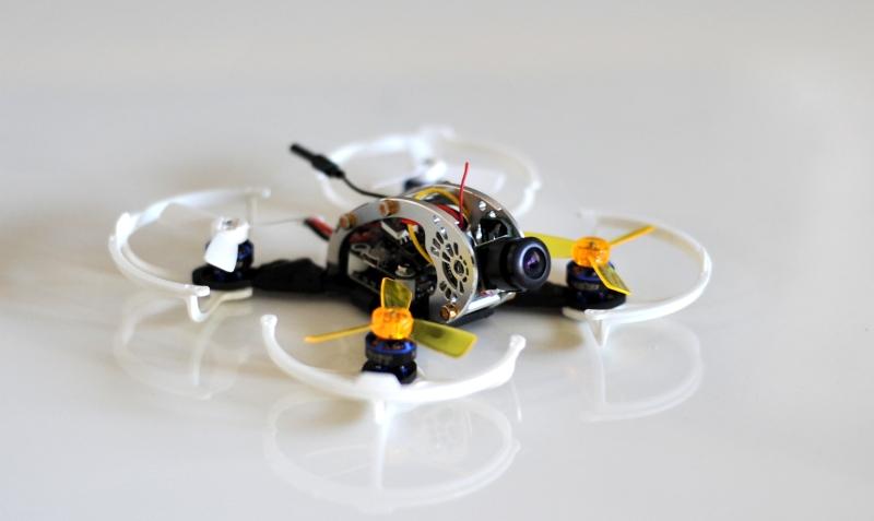 自作 Fly Egg 100 (2):カメラ変更