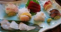 大和田の刺身定食